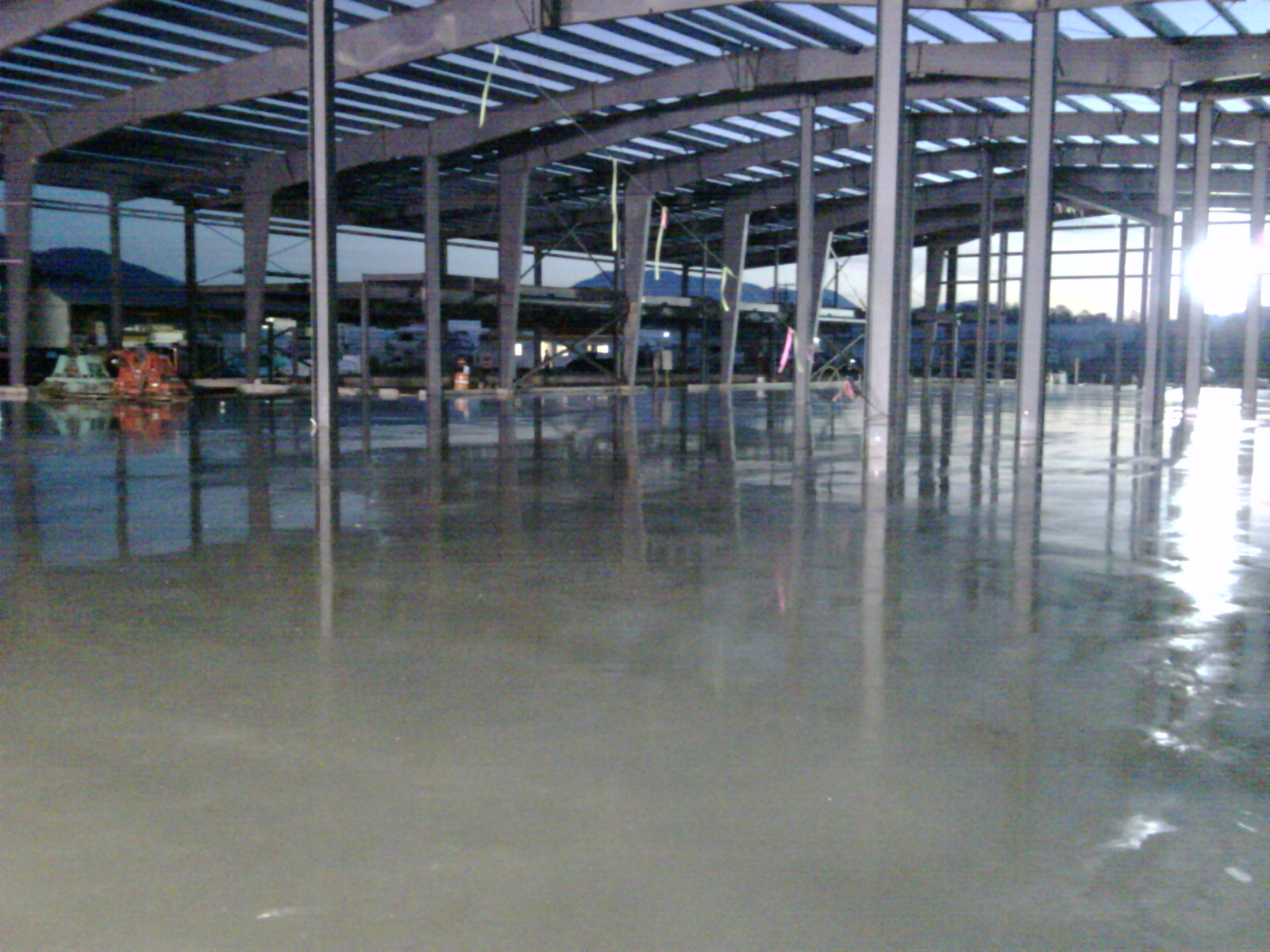 Woodtone new facility